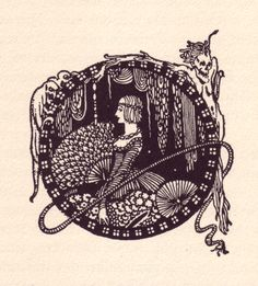 Harry Clarke, Poe decorations