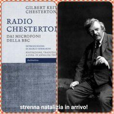 La libreria dell'Uomo Vivo - Radio Chesterton - dai microfoni della BBC - Marco Sermarini, Annalisa Teggi