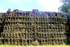 Terrace of the Leper King