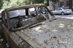 Брогенные автомобили в Воронеже / Abandoned Cars in Voronezh