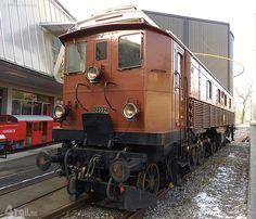 Afbeeldingsresultaat voor swiss electric locomotive