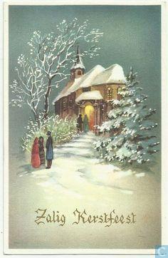 Zalig Kerstfeest - 1959, Netherlands