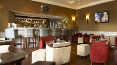 Bar Interior - The Black Swan Hotel by Rachel McLane