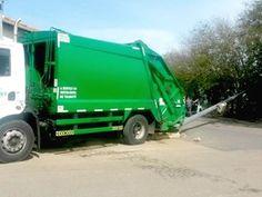 Canadauence TV: Funcionários paralisam coleta de lixo em Taubaté p...