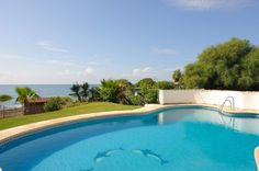 pool @ Riviera del Sol, Malaga, Spain.