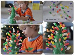 GUM DROP TREES FOR KIDS