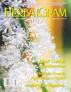 The ABIHM Resources for Learning: Peer Reviewed Journals / Newsletters - HerbalGram http://www.abihm.org/physicians/resources-for-learning