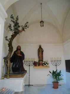 Capilla del Sagrado Corazón. Iglesia del Convento de las Clarisas.