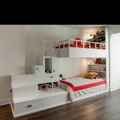 Boys bunk bed