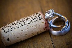 Style Me Pretty | Gallery - cute wedding ring pictures
