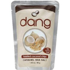 Dang - Toasted #Coconut #Chips - 1.43 oz #caramel #coconut