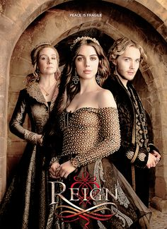 New promotional poster for Season 2 of Reign.
