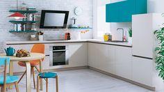 J'adore cette photo de @decofr ! Et vous ? (Source : http://www.deco.fr/photos/diaporama-20-cuisines-etageres-ouvertes-inspirer-d_4309)