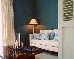 peinture shocking blue de flamant