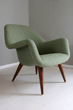 Lounge Chair | Danish Modern