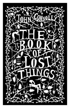 The Book of Lost Things. Cover art by Robert Ryan.