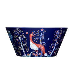 Taika Bowl, blue $91. - RoyalDesign.com, 280cl, London seller, $15 to ship