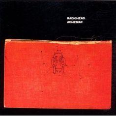 Amnesiac by Radiohead (Vinyl, 2 Discs, XL) for sale online Cd Cover, Cover Art, Album Covers, Book Covers, Music Covers, Indie Music, My Music, Rock Music, Lp Vinyl