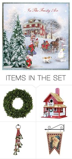 """""""...In The Frosty Air..."""" by cathy1965 on Polyvore featuring art"""