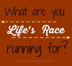 Running in obedience to Christ - Anchored In His Grace #encouragement #Christian