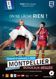 Thibaut Privat, chef de la meute? Top 14, Rugby, The Mansion, Posters, Rugby Sport