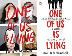 I was hooked on One of us is Lying from the very beginning, I had to know who killed Simon and how! I couldn't put this book down.