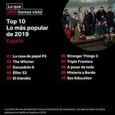 Lo mejor en Netflix España Stranger Things 3, Videos, Movie Posters, Movies, Get Well Soon, Films, Film Poster, Cinema, Movie