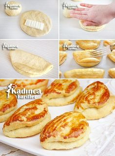 This Pin was discovered by hur Sweet Recipes, Cake Recipes, Good Food, Yummy Food, Tea Time Snacks, Food Platters, Turkish Recipes, Food And Drink, Cooking Recipes