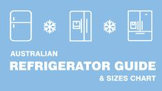 Australian refrigerator guide & sizes chart for top & bottom mount, french door, side by side, pigeon pair fridge / freezers. Kitchen Cabinet Dimensions, Compact Refrigerator, Fridge Shelves, Fridge Storage, Laminate Benchtop, Pigeon Pair, Freestanding Oven