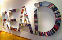 18 Insanely Cool Bookshelves You'll Want To Own | So Bad So Good