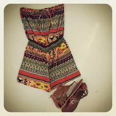 Romper perfect for the summer time