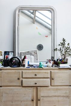 Messy Home °01 by delphinE-LB, via Flickr