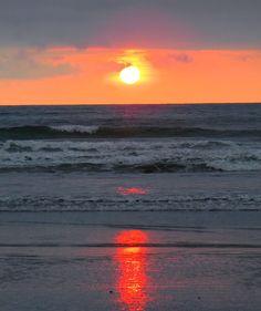 atardecer #beach