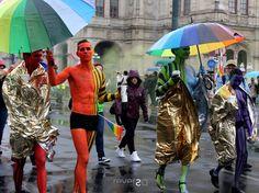 Cobertura Reversa: Parada Gay de Viena 2015