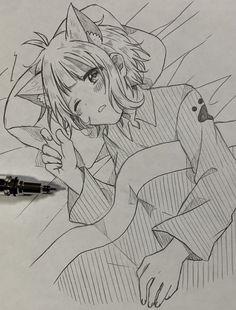 めかぶスープ(@mekabusoup)さん / Twitter Prince Drawing, Wolf People, Ensemble Stars, Touken Ranbu, Anime Characters, Cool Art, Anime Art, Character Design, Kawaii