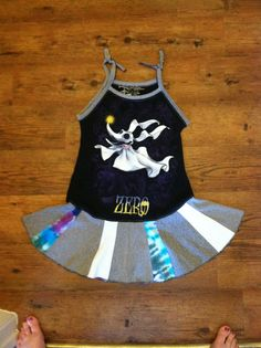 Zero custom halter dress