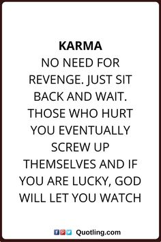 Quotes Karma Gorgeous Ha …  Pinteres…