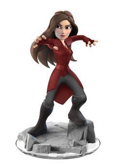 Scarlet Witch Disney Infinity