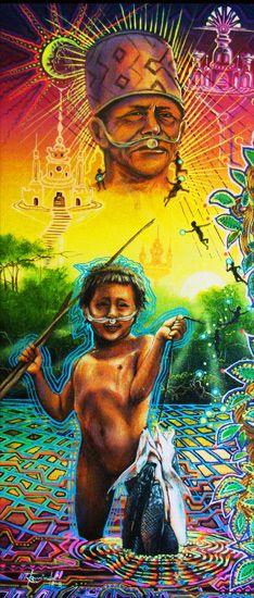 Juan Carlos Taminchi | Ayahuasca Community