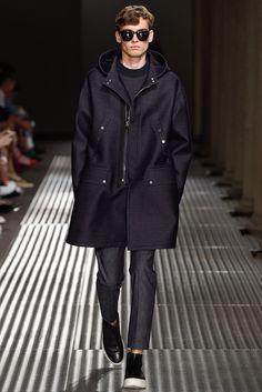 Neil Barrett - Spring 2015 Menswear - Look 17 of 42
