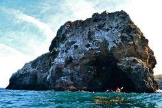 Catalina Island is on of 10 Badass Summer Day Trips Near LA #CatalinaIsland #travel #CatalinaExpress @thrillist
