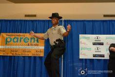 Watch This Police Officer Master Beyoncé's 'Formation' Choreography at a Pep Rally from essence.com