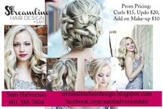 Streamline Hair Design by Sam - Home