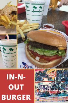 Locals already know, but if you're traveling in California or the Southwest, this local burger chain is the place your stop for burgers, shakes, and fries. It's hot, it's fresh, and they make 'em to order. Get the full scoop at Somewhere In Particular. #innoutburger #californiarestaurant #familydestinations #california #divein #secretmenu #somwhereinparticular California Restaurants, California Dreamin', Local Burger, Family Destinations, Secret Menu, Los Angeles Area, Order Food, Burgers, Hamburger