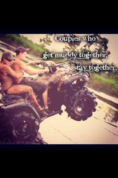 Four wheeling love