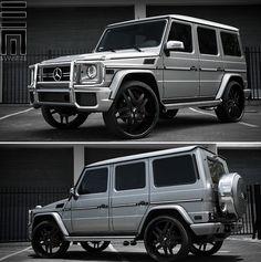 Mercedes-Benz G Wagon