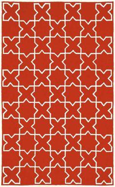 Morrocan tile style rug