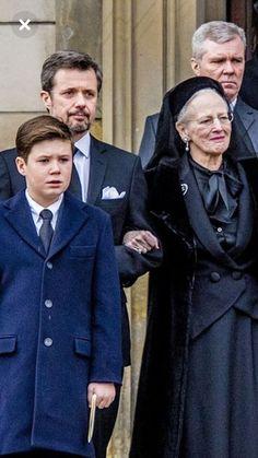 The funeral of Prince Henrik of Denmark Feb. 20, 2018