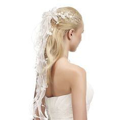 2705 - Coiffures de mariée - Accessoires de Cheveux - Les accessoires de la mariée