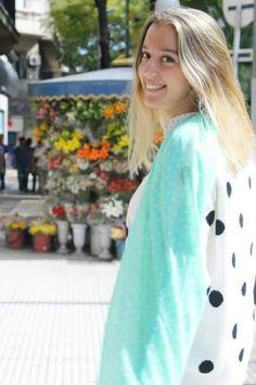 Knitwear - Sweater Dots - SS'14